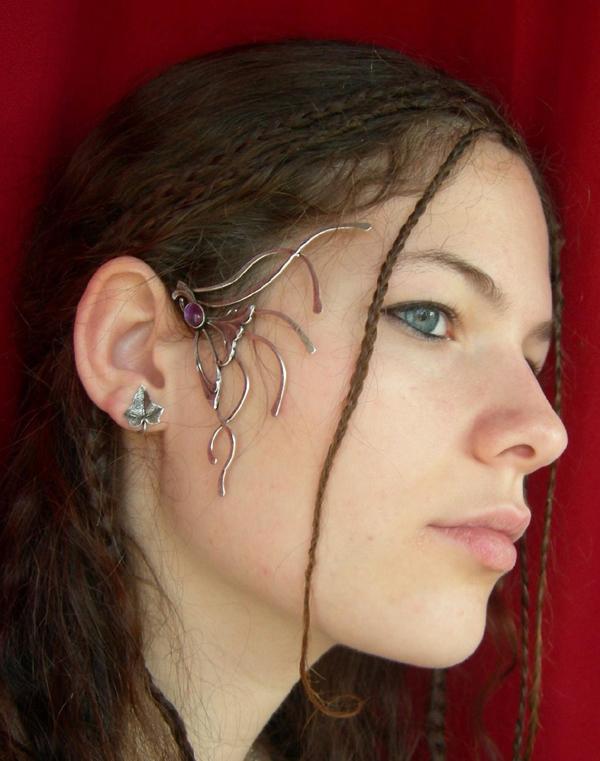 Tour d'oreille Xéna
