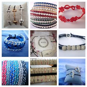 Bracelets de chez Vic & Léo