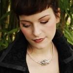 Bijoux de créateur en argent par Martine et Patrick Vernay