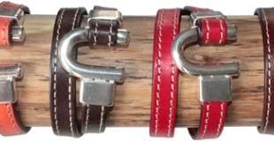 Gwlad's - Jeune marque de bracelets cuir