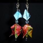 Les bijoux en origami d'OCJ Origami