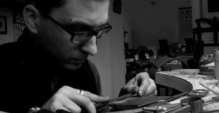 De l'argent brut aux bijoux épurés de Maxime Urvoy
