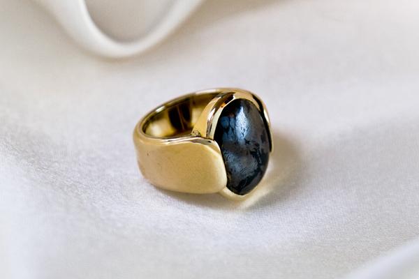 Bague or - Noémie Briand