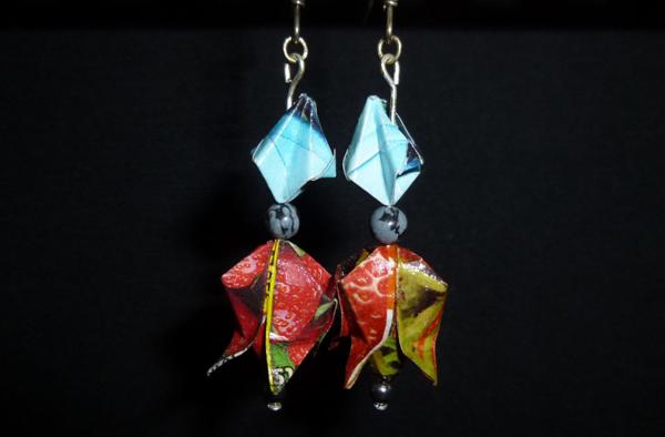 Bijou en origami
