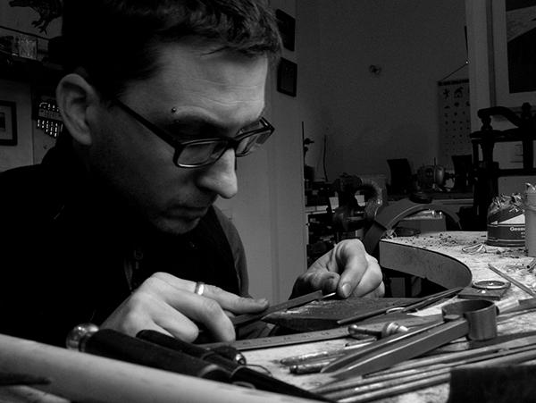 Maxime Urvoy - Bijoutier créateur